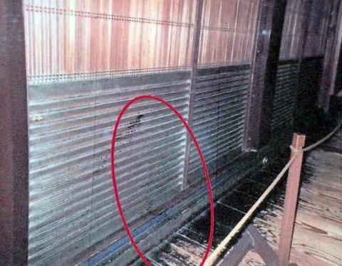 【京都】世界遺産の二条城で国宝・二の丸御殿内で液体が吹き付けられた痕跡が見つかる
