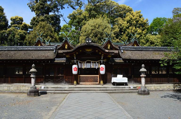 Hirano-jinja_(Kyoto,_Kyoto)_haisho